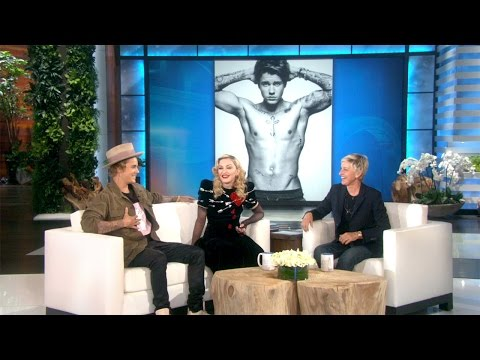 Madonna and Justin Bieber Talk Dating Age