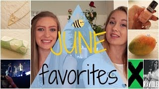 June Favories Thumbnail