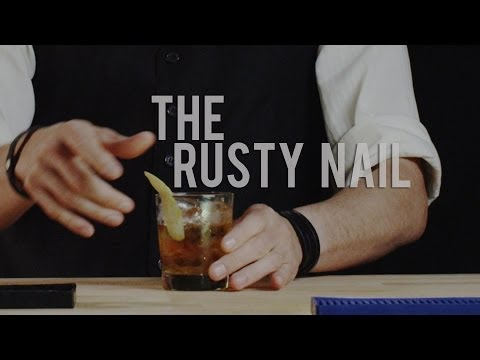How To Make The Rusty Nail - Best Drink Recipes