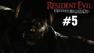 Resident Evil: Operation Racoon City Part 5 Playthrough