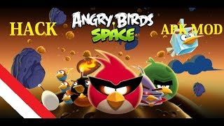 Angry bird space hack mod apk latest version with proofe no root. totally free