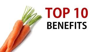 Top 10 Benefits of  Carrots  | HEALTH TIPS | HEALTH BENEFITS | QUICKRECIPES