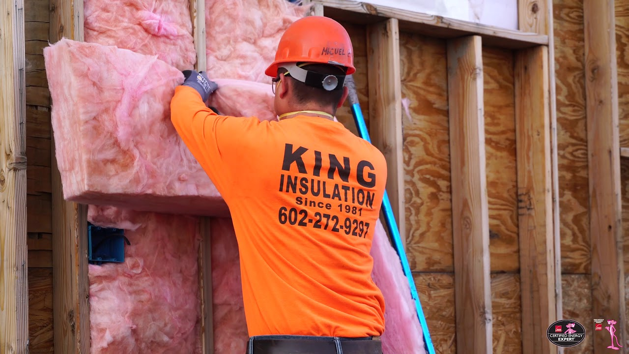 King Insulation – Residential • Commercial • Industrial