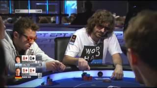 Покер. ЕПТ 10 Барселона. Главное событие. Часть 1 (2013)