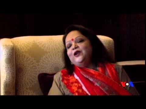 Singer Sabina Yasmin Interviewed...
