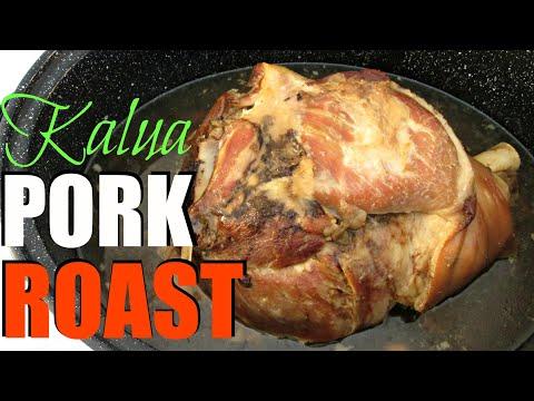 Pork Roast – Oven Roasted Kalua Pig - PoorMansGourmet