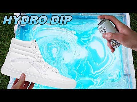 HYDRO Dipping VANS!!
