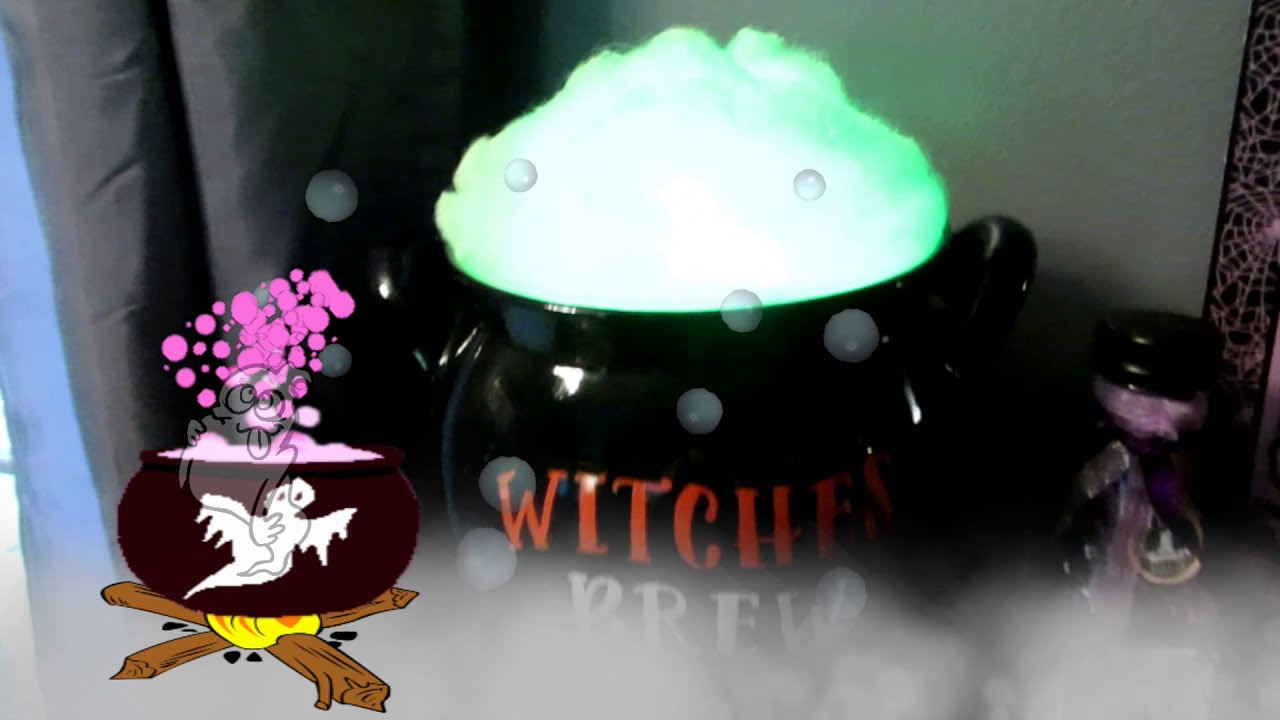 DIY,Halloween? light up Cauldron craft project  Fast,Easy and Affordable(DIY from last year 2019)