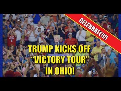 TRUMP Full Speech Ohio Breaking News December 2016