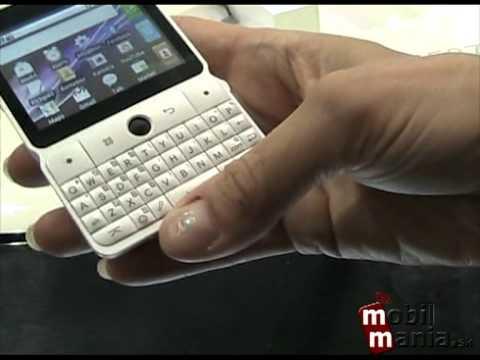 Huawei U8300 na MWC 2011