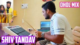 Shiv Tandav Stotram | Har Har Shiv Shankar| Octapad Mix | Himanshu Kapse | @Sachet Parampara