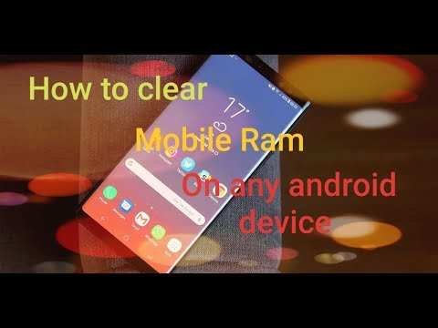 How to clear mobile ram on any android device||WITH 100% PROOF||ATCM TECH TAMIL