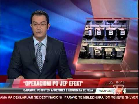News Edition in Albanian Language - 25 Nentor 2014 - 19:00 -