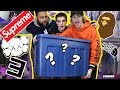 $25,000 Hypebeast Mystery Box! BEST EVER! Designer Supreme Bape
