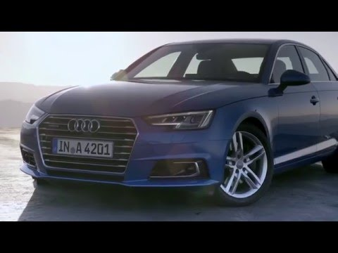 voici la nouvelle audi a4 youtube. Black Bedroom Furniture Sets. Home Design Ideas