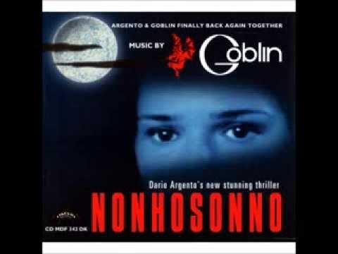 Goblin - Non Ho Sonno (Full Album)