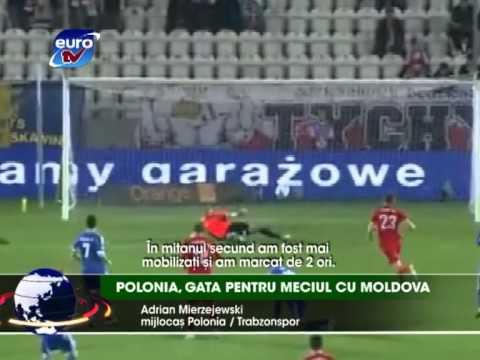 Sport Euro TV 05.06.13 / Moldawia Polska Poland Moldova Polonia Liechtenstein Dudek