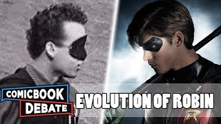 Evolution of Robin in Movies & TV in 7 Minutes (2018)