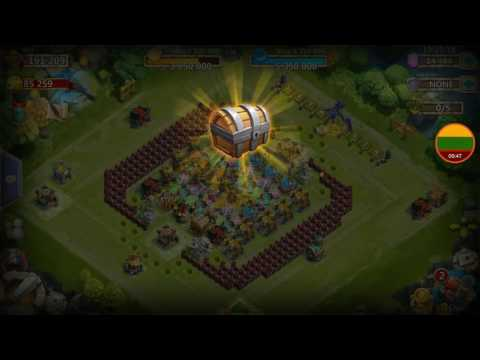 Opening NEW 10 Legendary EVENT Hero Cards Castle Clash