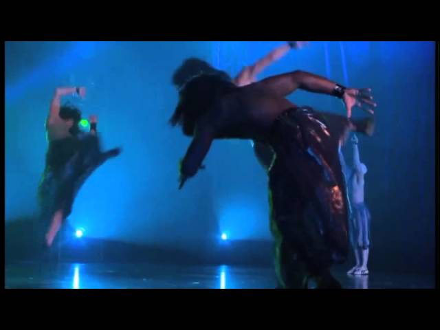 One Night for One Drop 2014 - Acrobatic choreography by Ghislain Malardier