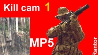 Kill cam 1 with MP5