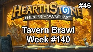 Hearthstone Tavern Brawl 46 : Boss Battle Royale 2 | Week #140