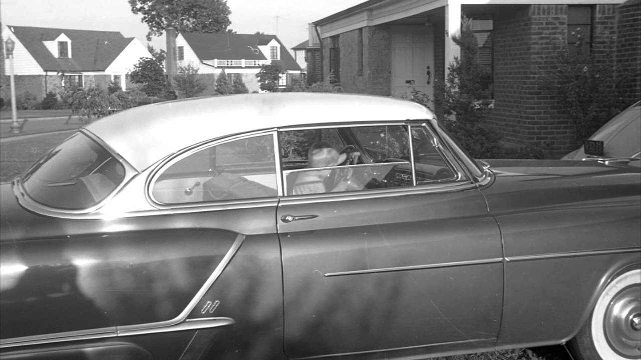 New Hyde Park Astor Dr Back in The 1950's - YouTube