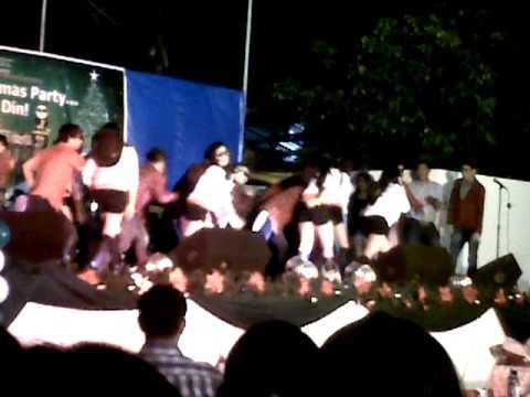 gangnam at Nidec Precision Philippines