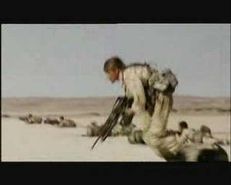 Bravo Two Zero music video - YouTube