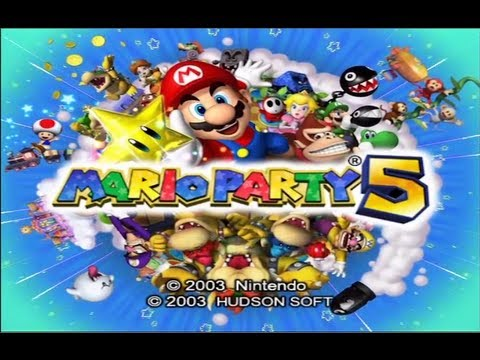SGB Play: Mario Party 5 (Sweet Dream)