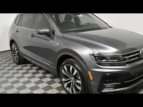 New 2019 Volkswagen Tiguan Atlanta, GA #VN19197 - SOLD