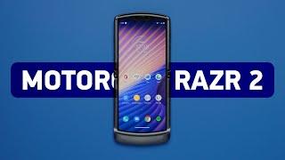 Обзор Motorola Razr 2 за 200 000 руб.