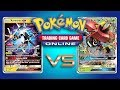 Xurkitree GX / Electrode VS Random Decks - Pokemon TCG Online Game Play