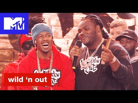 Don't Make Tee Grizzley Call Eminem | Wild 'N Out | #Wildstyle