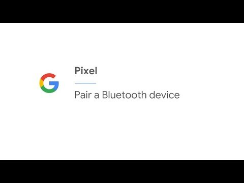 Pair a Bluetooth device | Pixel