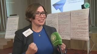 Специальный репортаж. Обучение руководителей Удачнинского ГОК по программе «Производство 2.0»