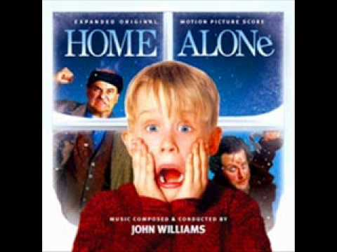 Home Alone Soundtrack - 13. Phone Machine/Drug Store/Escape Across The Ice