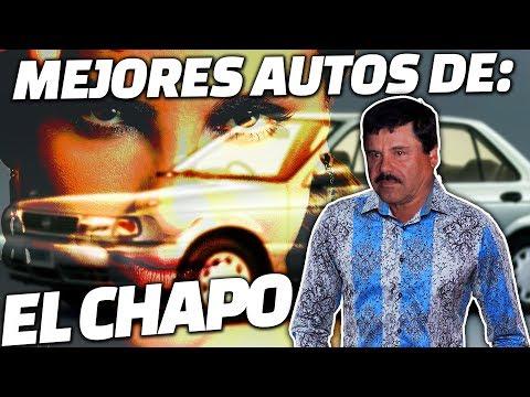 Los Mejores Autos De | El Chapo Guzmán
