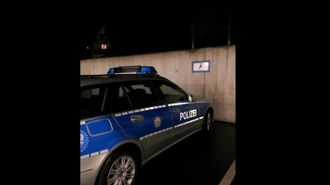 Lustige Polizeivideos