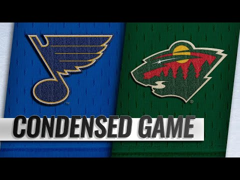 02/17/19 Condensed Game: Blues @ Wild