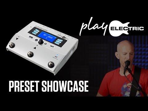 Play Electric - Preset Showcase