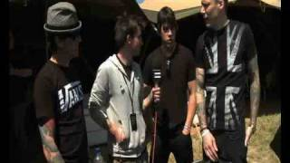 Billy Talent Interview