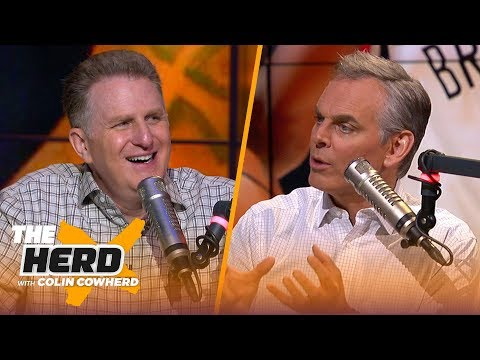Browns are an embarrassment, Pats will win Super Bowl, talks Lakers & more  Rapaport   THE HERD