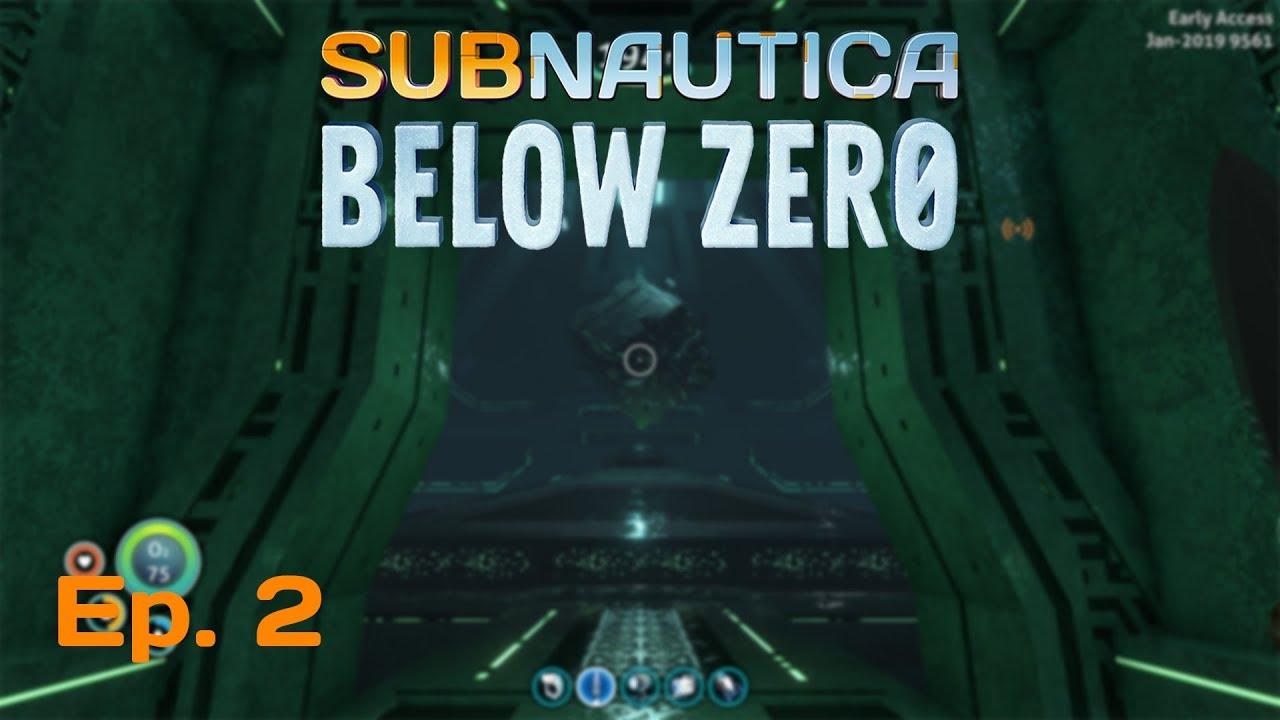 Subnautica Below Zero Ep 2 Cube Youtube