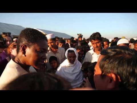 UN Humanitarian Chief calls for Immediate Support in Myanmar