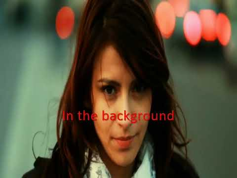 Third Eye Blind - The Background - Karaoke