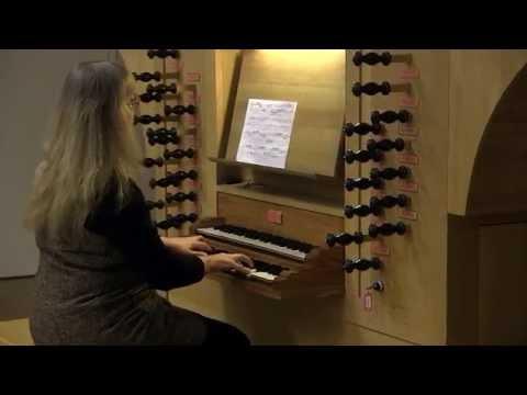 Girolamo Frescobaldi - Toccata quinta (sopra i pedali per l'organo, e senza)