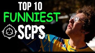 Top 10 Funniest SCPs