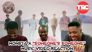 "Gambar cover MONSTA X ""Someone's Someone"" Music Video Reaction"