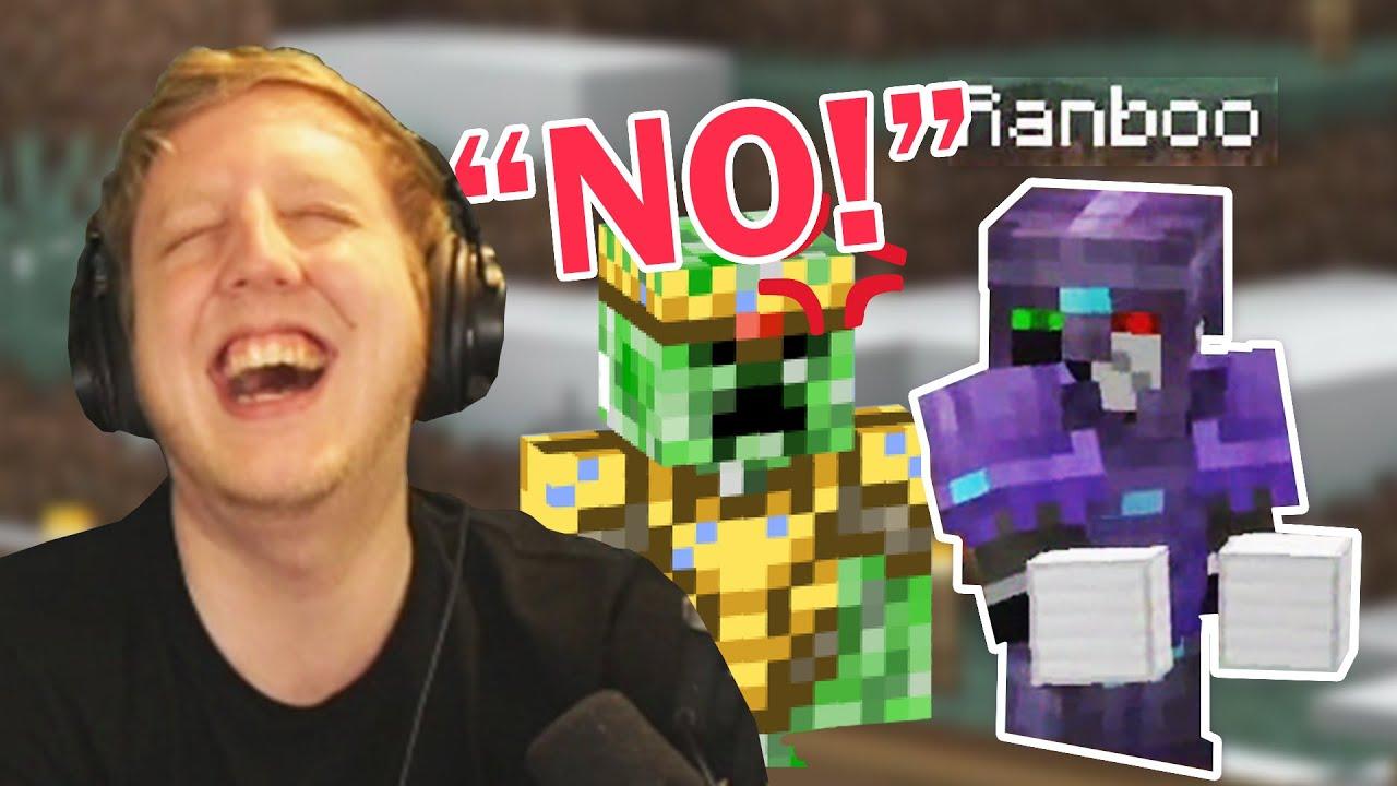 Bullying Sam Makes Minecraft 1000% Funnier